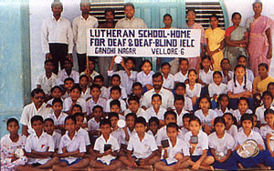 School for the Deaf Vellore, India